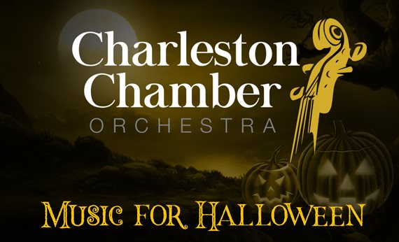 "Charleston Chamber Orchestra to Perform ""Music for Halloween"" October 15"