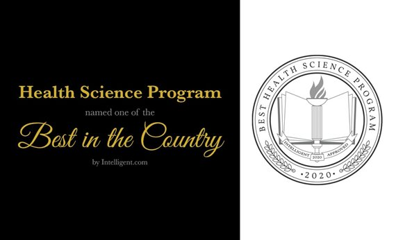 West Virginia State University's Health Science Program Named one of the Nation's Best