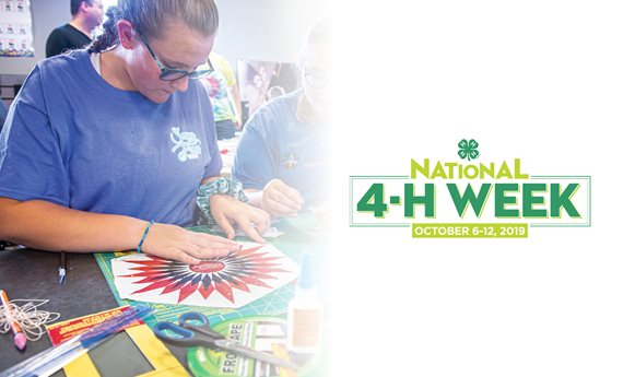 West Virginia State University to Celebrate National 4-H Week October 6-12