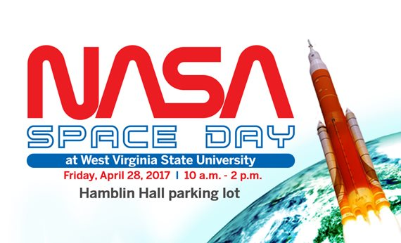 West Virginia State University to Host NASA Space Day, Research Symposium April 28