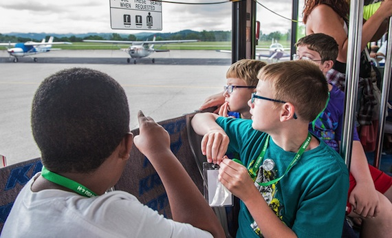 WVSU 4-H Camp for Youth Connects STEM Learning with Transportation Careers
