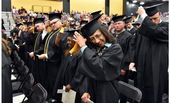 West Virginia State University Commencement set for Saturday, Dec. 10