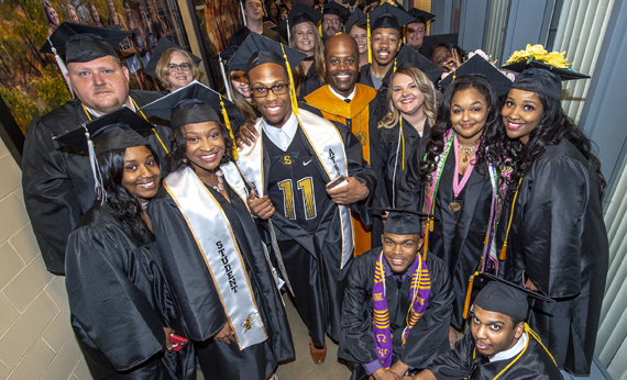West Virginia State University Fall Commencement set for Saturday, Dec. 8