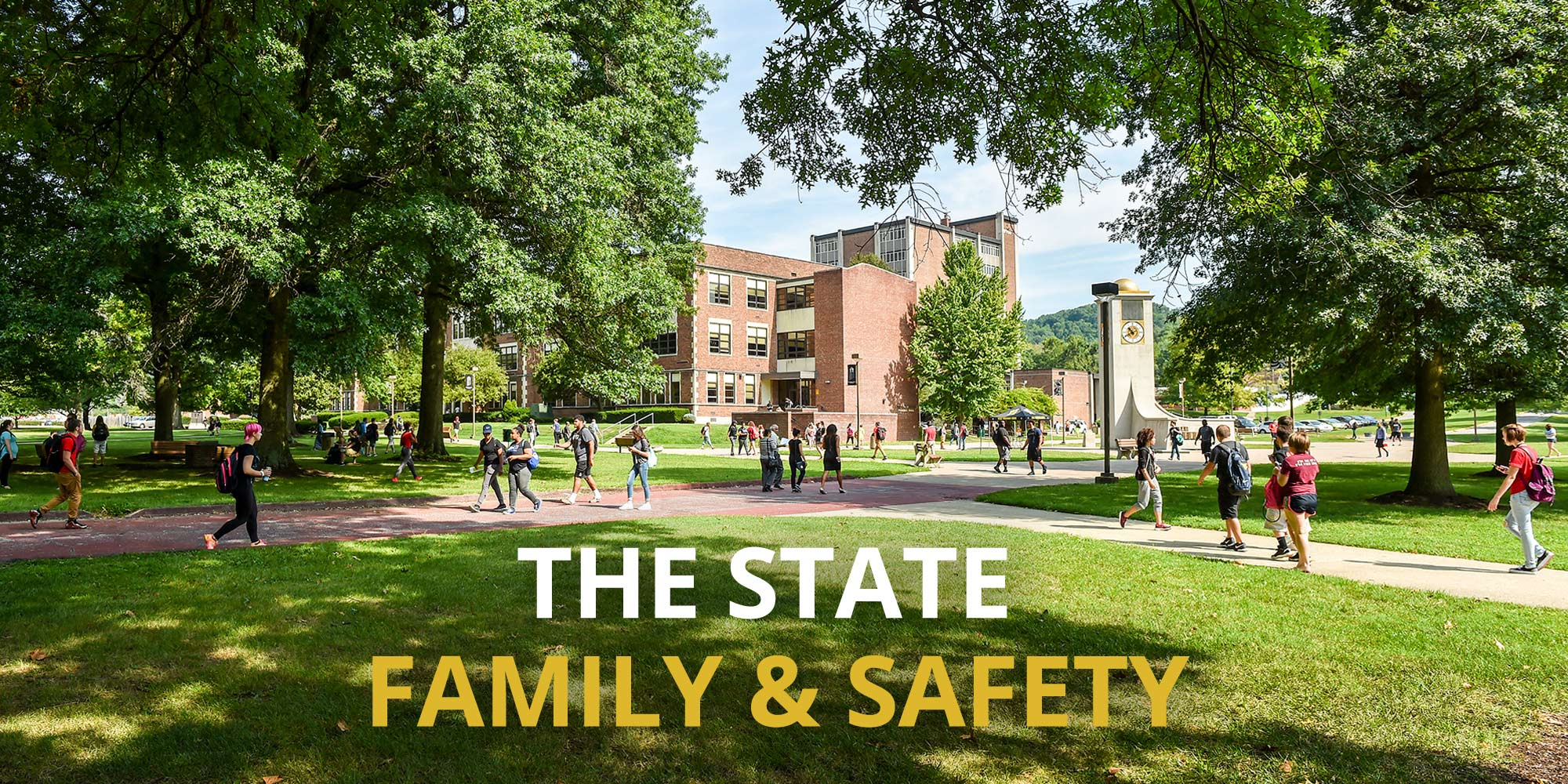 Faculty - The State Family & Safety