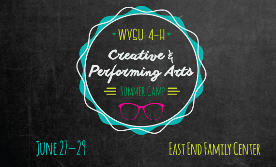 WVSU to Host Creative and Performing Arts 4-H Camp June 27-29