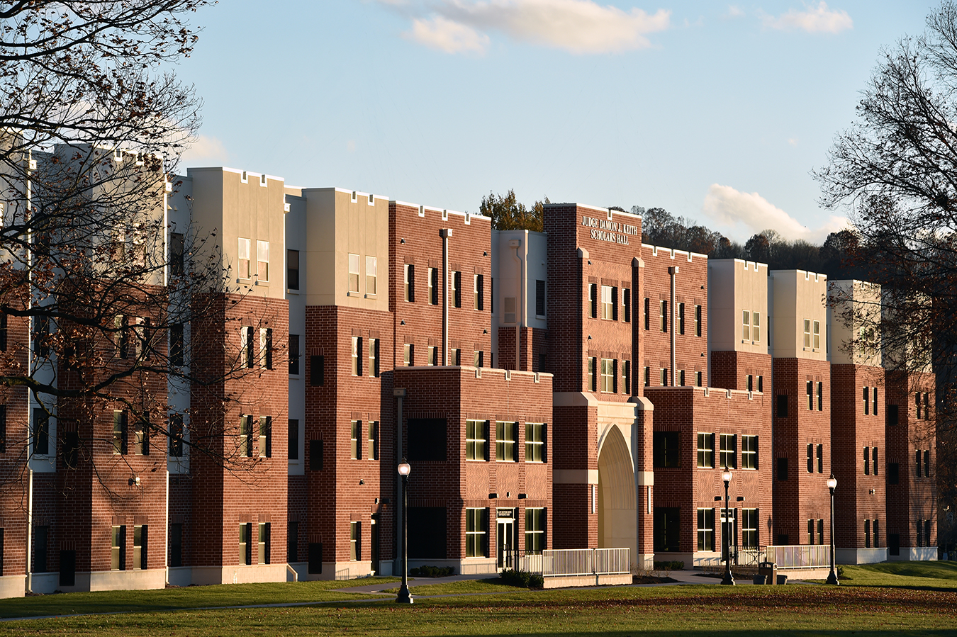 Judge Damon J. Keith Scholars Hall, residence hall