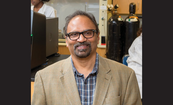 West Virginia State University Scientists Receive National Award for Research Publication