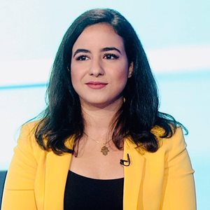 Ikram Benaicha, Social Media Manager for Middle East Broadcasting Network