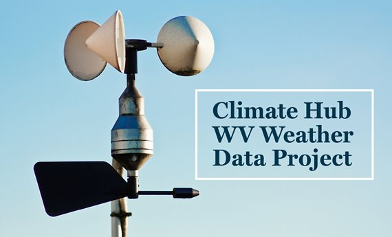WVSU Extension Service Studying Effects of Climate Change