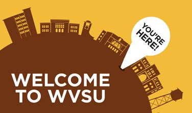 WVSU welcome to WVSU