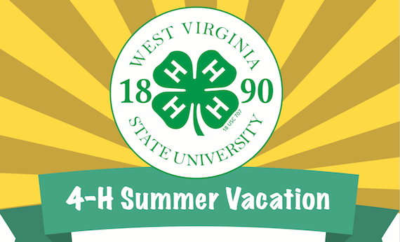 West Virginia State University 4-H to Host Virtual Summer Vacation