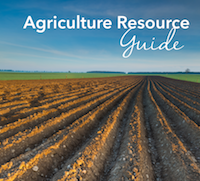 Agriculture Resources Guide