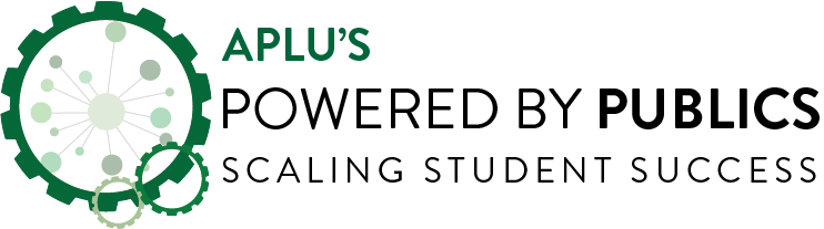 APLU's Powered by Publics Scaling Student Success